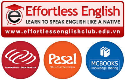 Effortless English Partner Logo