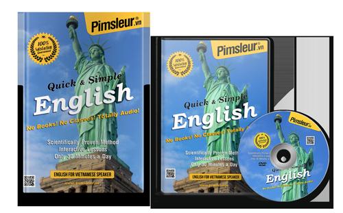Giáo trình Pimsleur English