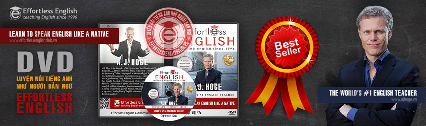 effortless english dvd
