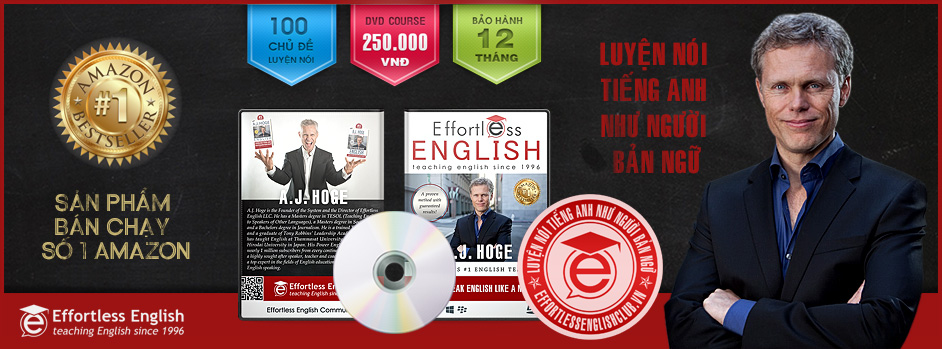 Effortless English Courses DVD