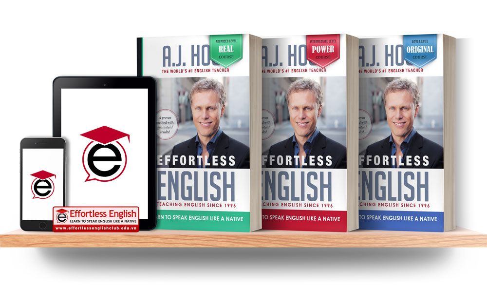 Effortless English Courses Books