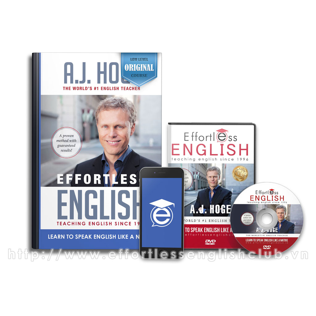 Giáo trình Effortless English Original Course