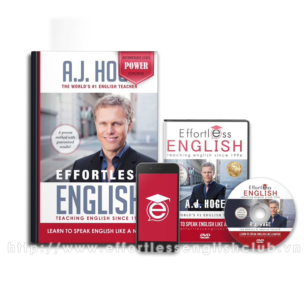 Giáo trình Effortless English Power Course