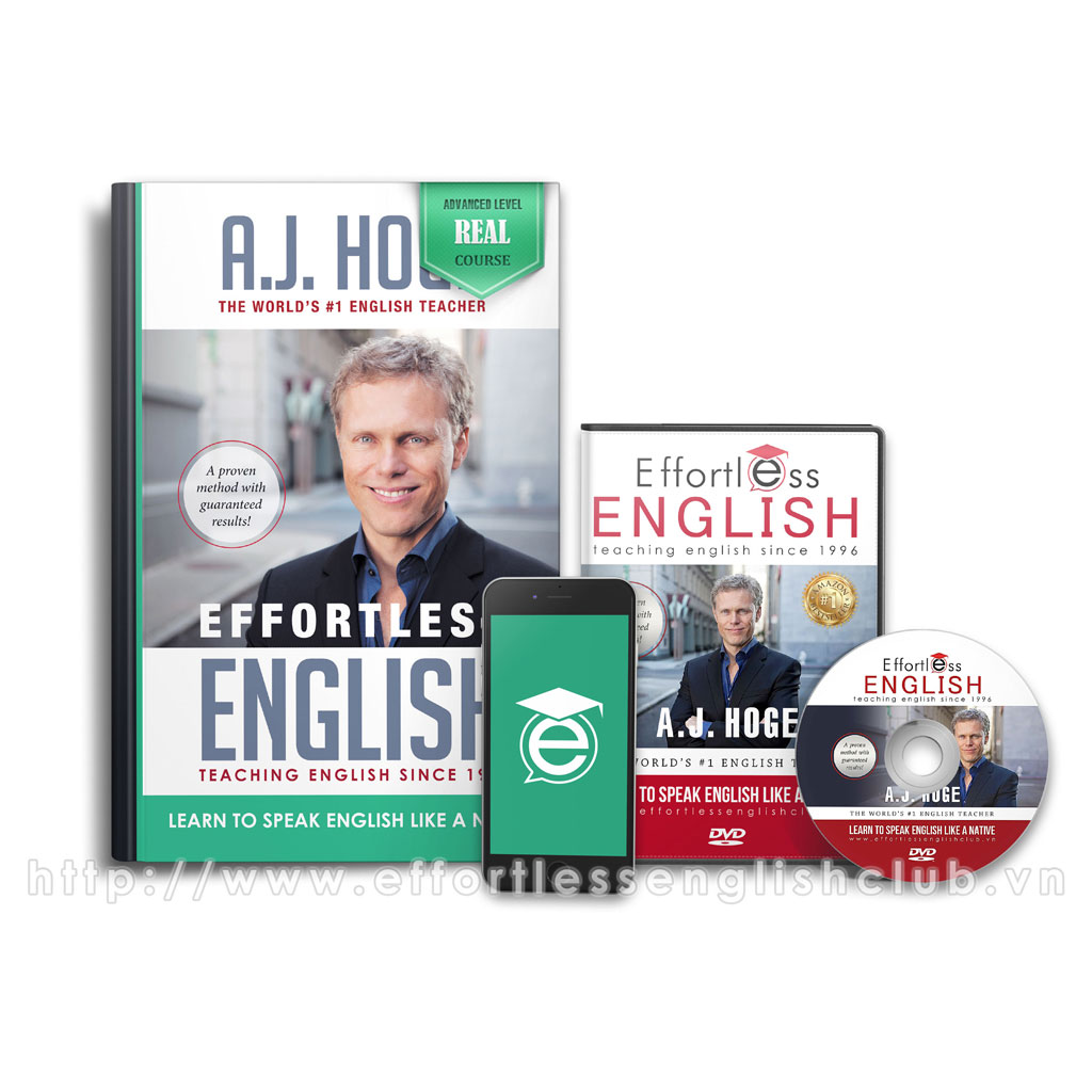 Giáo trình Effortless English Real Course