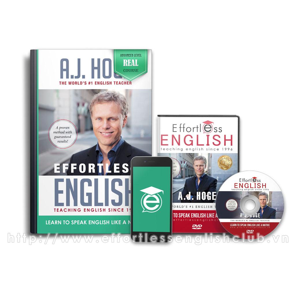 Giáo trình Effortless English Real Course